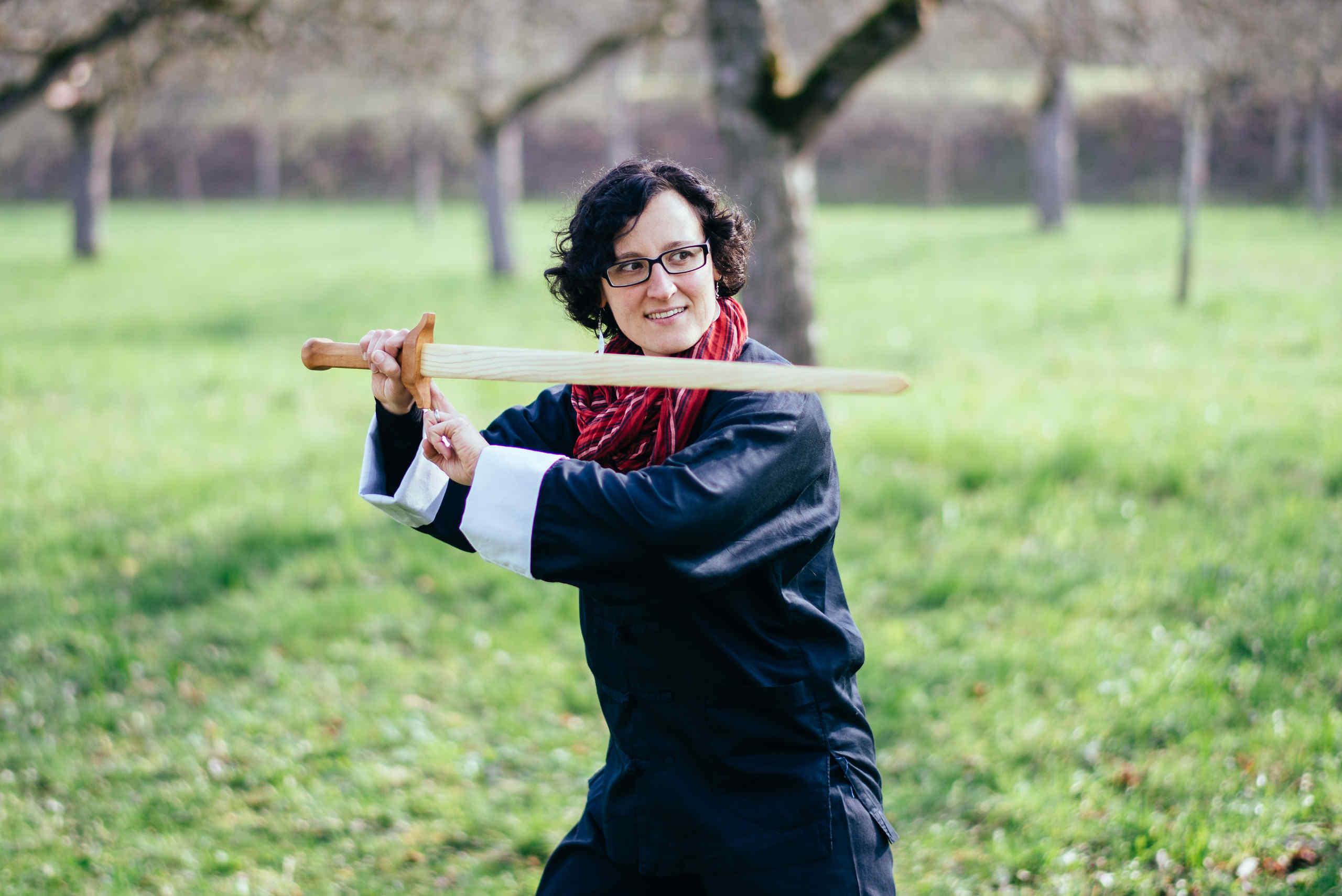 Taiji Quan - Schwert